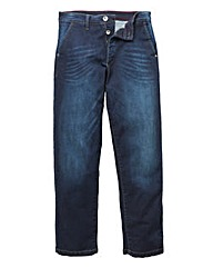 Jacamo Stretch Fashion Jean 29in Leg