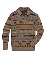 Tommy Hilfiger Mighty Fair Isle Jumper