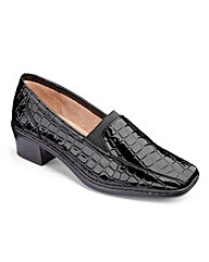 Cushion Walk Slip-On Shoes E Fit