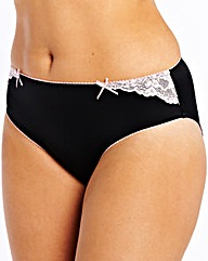 Simply Yours Lace Trim Knickers