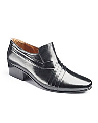 Trustyle Cuban Heel Shoes Wide Fit