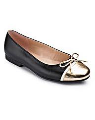 Joanna Hope Ballerina Shoes E Fit