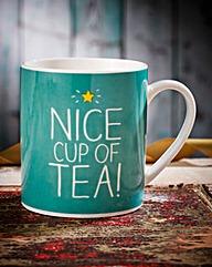 Happy Jackson Nice Cup Of Tea Mug