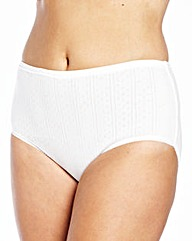 Naturally Close 2 Pack Cotton Briefs