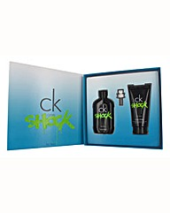 CK One Shock Him Gift Set