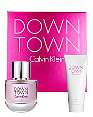 Calvin Klein Downtown Gift Set