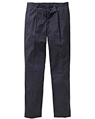 &Brand Pleated Chino 34in Leg