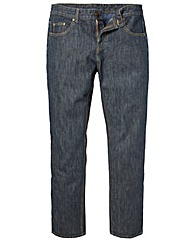 &Brand Dark Wash Denim Jeans 34in Leg