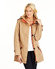 Contrast Climate Base Jacket