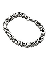 Stainless Steel Gents Chunky Bracelet