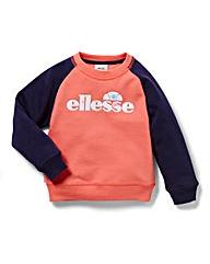 Ellesse Infant Girls Crewneck (2-7 yrs)