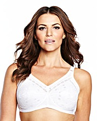 2 Pack Non Wired Support Bras