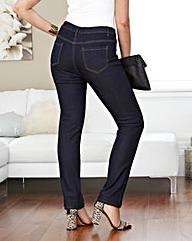 BESPOKEfit Jeans Length 30in Curvy Calf