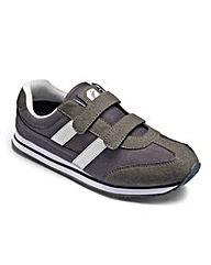 JCM Sports Classic Trainers Standard Fit
