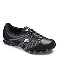 Skechers Bikers Dream Trainers Wide Fit