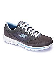 Skechers Walk Baby Trainers Wide Fit