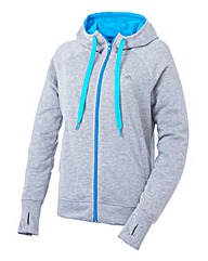 Adidas Ladies Hooded Top