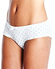 Naturally Close Pack of 5 Shortie Briefs