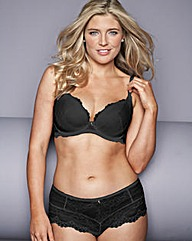 Gossard Black Superboost Lace Bra