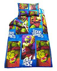 Personalised Teenage Mutant Turtles Duve