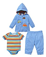Zip Zap 3 Piece Set