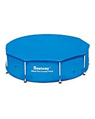 Bestway 10ft Steel Frame Pool Cover