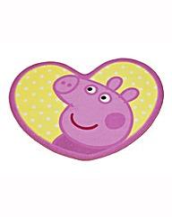 Peppa Pig Head Rug