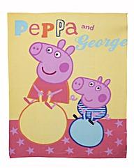 Peppa Pig Fleece