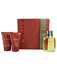 Burberry Classic Mens Gift Set
