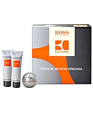 Hugo Boss In Motion Mens Gift Set