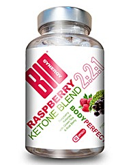 Raspberry Ketones, Green Tea & Acai 60