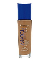 Match Perfection Foundation Nat Beige