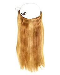 Halo 20in Hair Extensions Mixed Blonde
