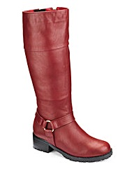 Simply Be Hi Leg Boot E Fit