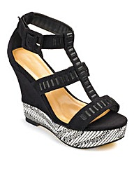 Catwalk Collection Wedge EEE Fit