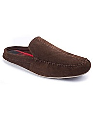 Hamnett Gold Mens Apron Slip On Mules