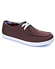 Jacamo Wallaby Shoes Extra Wide Fit