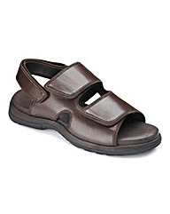 Dr. Keller Touch And Close Sandals EW
