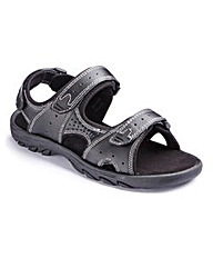 Southbay Touch and Close Sandals S