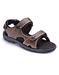 Southbay Touch and Close Sandals W