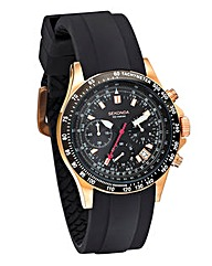 Sekonda Gents Rose Chronograph Watch