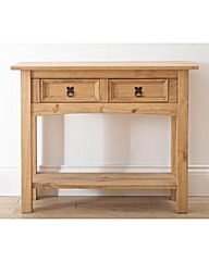 Monterrey Solid Pine Console Table