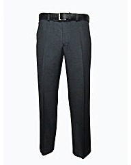 MANN EXECUTIVE FLANNEL TROUSERS 29ins
