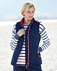 Alice Collins Padded Gilet