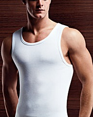 Morley Pack Of Two Cotton Singlet