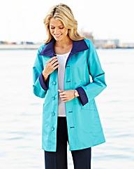 Dannimac Reversible Raincoat Length 31in