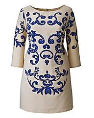 Print Tunic Dress