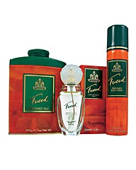 Tweed Gift Set