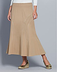 Petite Top to Toe Maxi Skirt 32in