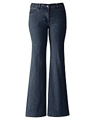 TRULY WOW Bootcut Jeans Long